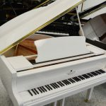 Schiller Performance Grand Piano 5 Leipzig Model White Polish