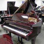 George Steck Baby Grand Piano Mahogany Polish