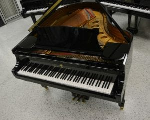 Steinway M Grand Piano – Piano Demo Videos for Jim Laabs Music