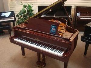 Yamaha GB1 Grand Piano with IPAD Player System – Piano Demo