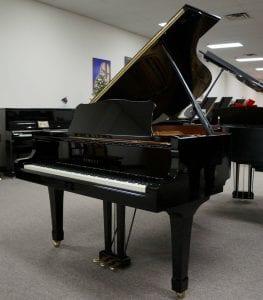 Yamaha C3 Grand Piano – Piano Demo Videos for Jim Laabs Music