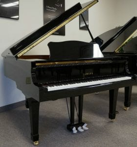Yamaha C1 Grand Piano – Piano Demo Videos for Jim Laabs Music