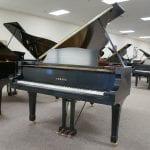 Yamaha C7 Grand Piano – Ebony Satin