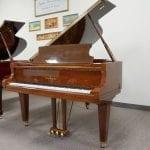 Schimmel 180 Mahogany Polish Grand Piano