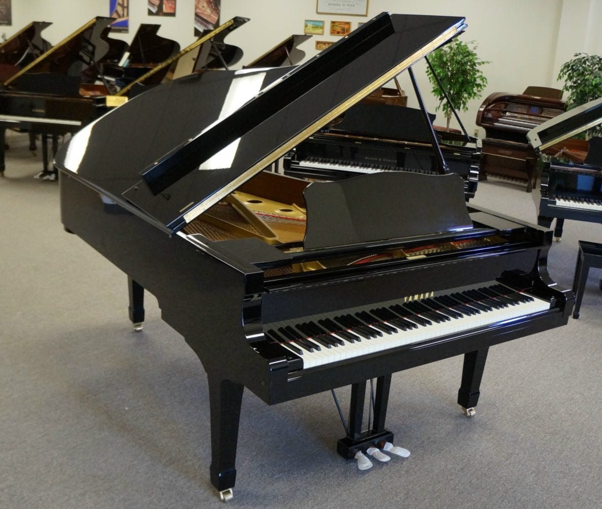 yamaha c7 grand piano piano demo videos for jim laabs music. Black Bedroom Furniture Sets. Home Design Ideas