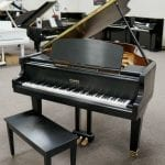 George Steck GS 87 Grand Piano