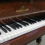 Schiller Concert 5.10 keys