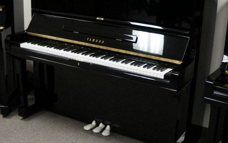 Yamaha U3 upright black
