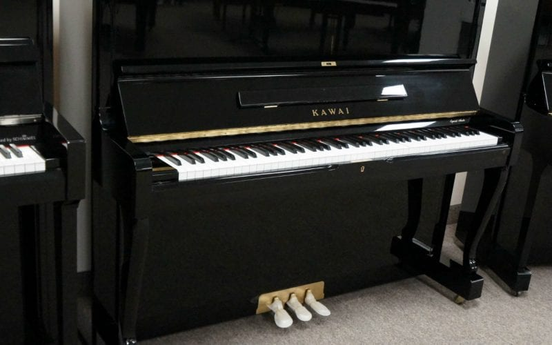 Kawai DS60 Upright Piano – Piano Demo Videos for Jim Laabs Music
