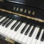 Yamaha U1M keys