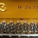 Yamaha U3H2671645-serial