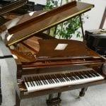 SCHILLER CONCERT 5.10 GRAND PIANO LIMITED WALNUT POLISH
