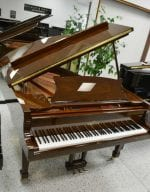 SCHILLER CONCERT 5.10 GRAND PIANO LIMITED WALNUT POLISH