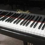 Ritmuller 159 Grand -keys