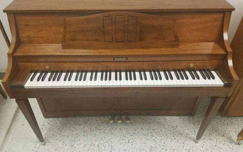 Baldwin upright console