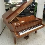 Pertof Grand Piano 6'4″ Model III Mahogany