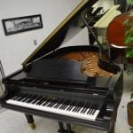 Mason & Hamlin BB Grand Piano Black Satin