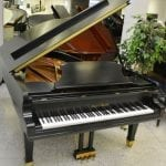 Mason & Hamlin Model BB Grand Black Satin
