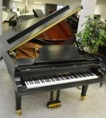 Mason & Hamlin Model BB Grand Piano Black Satin