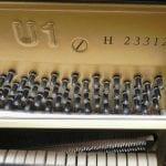 Yamaha U1 2331243 serial