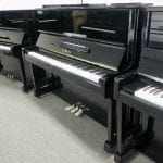 Yamaha U1 2331243 side
