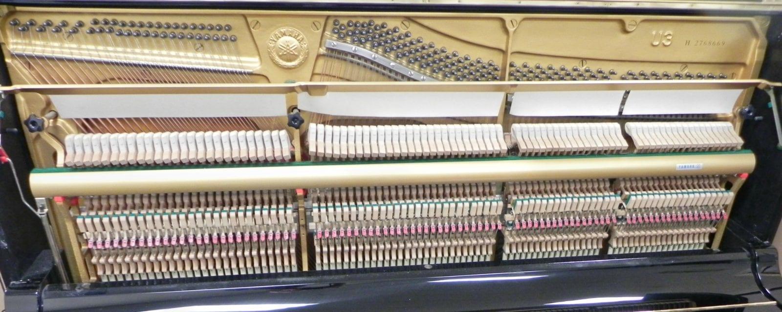 Yamaha U3 2768669 hammers