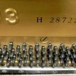 Yamaha U3 2872287 serial