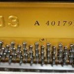 Yamaha U3 4017994 serial