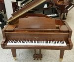 Weber W150 Grand Piano Walnut