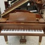 Weber W150 Grand Piano Walnut