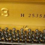 Yamaha U3-2535152 open