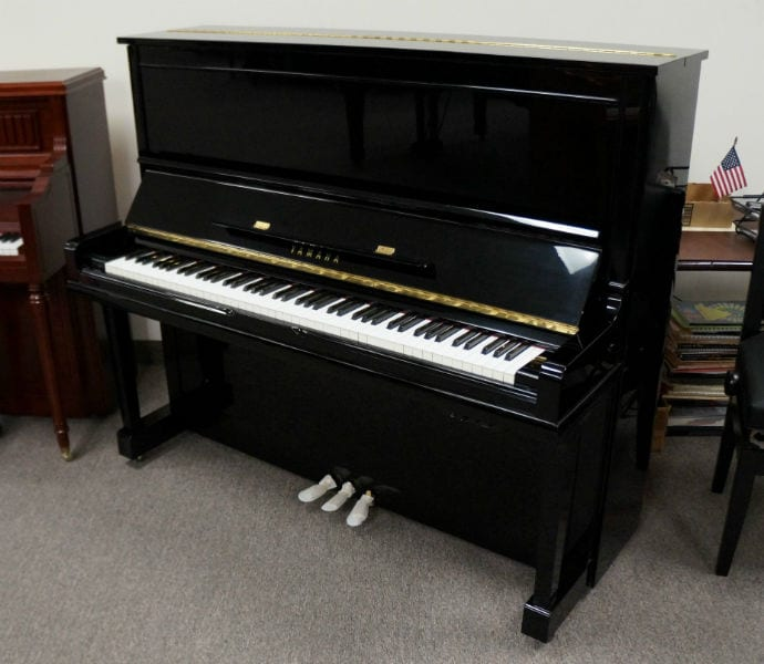 Yamaha U30 Upright Piano Silent Play