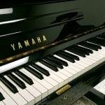 Yamaha U1 H keys