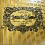 Yamaha C7 5436472 label