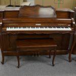 Baldwin Acrosonic Piano Walnut