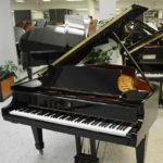 Steinway Grand Piano Model M Black Polish