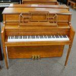 Weber WFX43 Console Piano