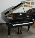 George Steck Grand Piano W/Player
