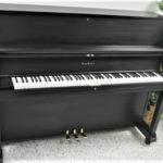 Kawai Professional Upright Piano Ebony Satin