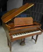 Chickering Baby Grand Brown Mahogany