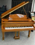 Samick Grand Piano Polished Gold Oak