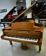 Kawai Grand Piano 7'4 KG6 Walnut Satin