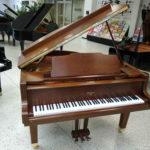 Weber Grand Piano Walnut Satin