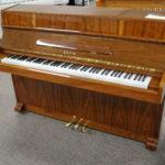 Sojin Studio Piano Ltd Grain Walnut Polish