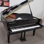 Mason & Hamlin 170 Grand Piano Black Polish