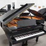 Petrof Model III Grand Piano Black Polish