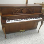 Kimball Prelude French Cherry Upright Piano