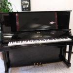 Yamaha U5 Upright Piano – Black Polish