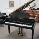 Falcone Grand Piano Black Polish
